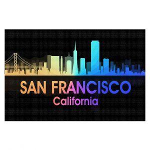 Decorative Floor Coverings | Angelina Vick - City V San Francisco California
