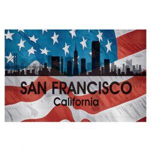 Decorative Floor Coverings | Angelina Vick - City VI San Francisco California