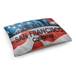Decorative Dog Pet Beds | Angelina Vick - City VI San Francisco California