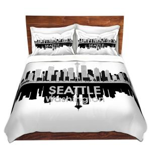 Unique Duvet Covers Discount - Duvet Microfiber King | Angelina Vick - City IV Seattle Washington