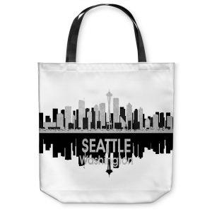 Unique Shoulder Bag Tote Bags  Angelina Vick - City IV Seattle Washington