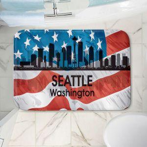 Decorative Bathroom Mats   Angelina Vick - City VI Seattle Washington