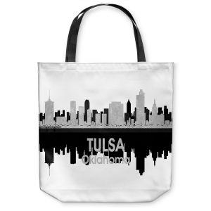 Unique Shoulder Bag Tote Bags  Angelina Vick - City IV Tulsa Oklahoma