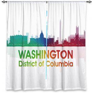 Decorative Window Treatments | Angelina Vick - City I Washington DC