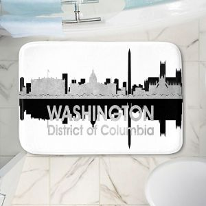 Decorative Bathroom Mats | Angelina Vick - City IV Washington DC