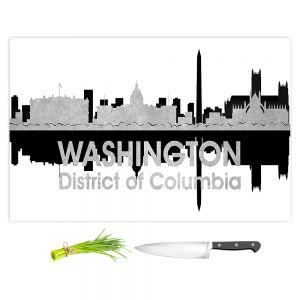 Artistic Kitchen Bar Cutting Boards | Angelina Vick - City IV Washington DC