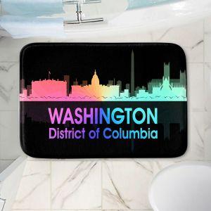 Decorative Bathroom Mats | Angelina Vick - City V Washington DC