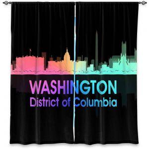 Decorative Window Treatments | Angelina Vick - City V Washington DC