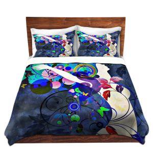 Artistic Duvet Covers and Shams Bedding | Angelina Vick - Wondrous Night