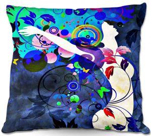 Throw Pillows Decorative Artistic | Angelina Vick's Wondrous Night