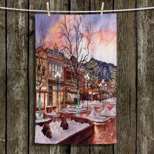 Unique Bathroom Towels | Anne Gifford - Boulder Pearl Street