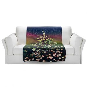Artistic Sherpa Pile Blankets   Anne Gifford - Christmas Tree