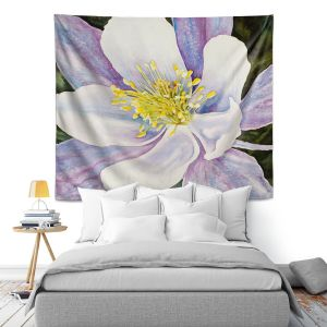Artistic Wall Tapestry | Anne Gifford Columbine