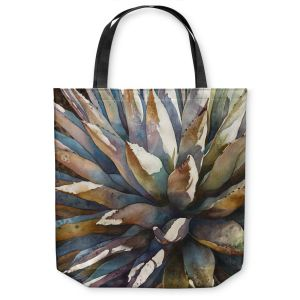 Unique Shoulder Bag Tote Bags | Anne Gifford Sunstruck Yucca Plant