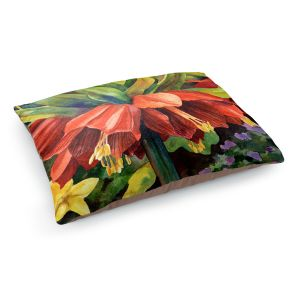 Decorative Dog Pet Beds | Anne Gifford's Fritillaria