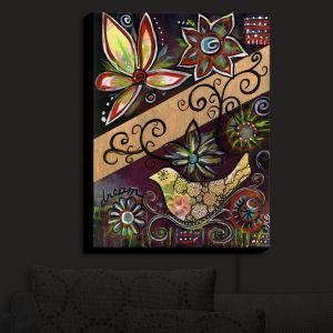 Nightlight Sconce Canvas Light | Anne Marie Cheung - Dream