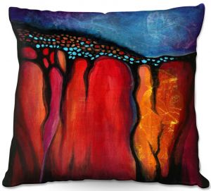 Unique Throw Pillows from DiaNoche Designs by Ann-Marie Cheung - The Edge   16X16
