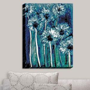 Decorative Canvas Wall Art | Brazen Design Studio - Dandelions