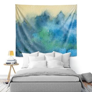 Artistic Wall Tapestry | Brazen Design Studio - Enchanted Forest | Trees Nature Forest