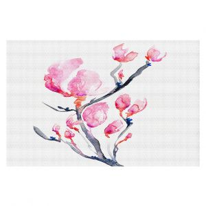 Decorative Floor Coverings | Brazen Design Studio Japanese Magnolia