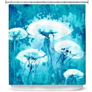 Premium Shower Curtains | Brazen Design Studio Luminous