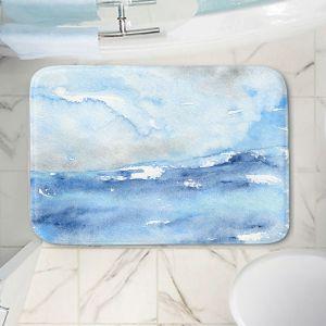 Decorative Bathroom Mats   Brazen Design Studio - Tempest