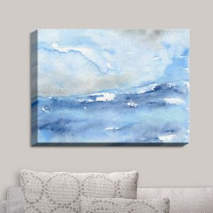 Decorative Canvas Wall Art | Brazen Design Studio - Tempest