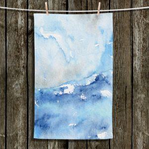 Unique Hanging Tea Towels | Brazen Design Studio - Tempest | Abstract