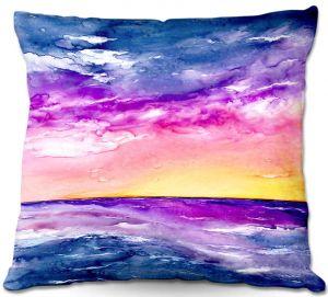 Throw Pillows Decorative Artistic   Brazen Design Studio's Tormenta