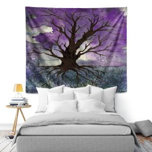 Artistic Wall Tapestry | Brazen Design Studio - Tree Of Life