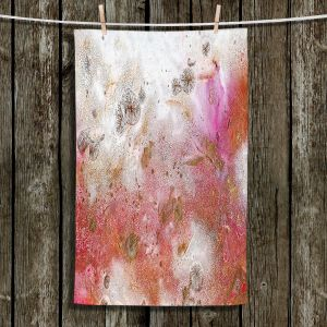 Unique Hanging Tea Towels | Brazen Design Studio - Cascade Abstract | Abstract