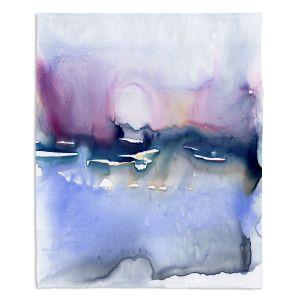 Decorative Fleece Throw Blankets | Brazen Design Studio - Colour Array | Trees Nature Forest