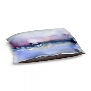 Decorative Dog Pet Beds | Brazen Design Studio - Colour Array | Abstract Landscape