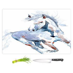 Artistic Kitchen Bar Cutting Boards | Brazen Design Studio - Dream State Horse | Animals Horses