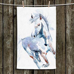 Unique Bathroom Towels | Brazen Design Studio - Dream State Horse | Animals Horses