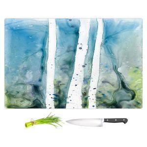 Artistic Kitchen Bar Cutting Boards | Brazen Design Studio - Faerie | Nature Forest