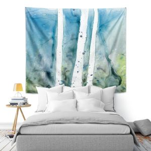 Artistic Wall Tapestry | Brazen Design Studio - Faerie | Nature Forest