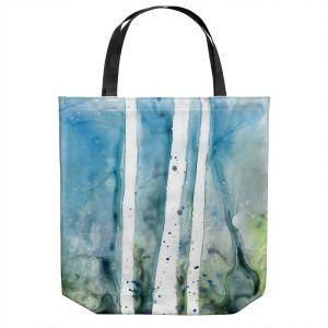 Unique Shoulder Bag Tote Bags | Brazen Design Studio - Faerie | Nature Forest