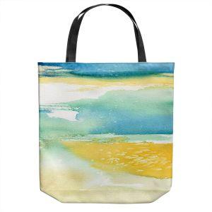 Unique Shoulder Bag Tote Bags   Brazen Design Studio - Fall Into Your Ocean Eyes   Nature Ocean Sea Water