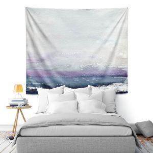 Artistic Wall Tapestry   Brazen Design Studio - Love Letters   Abstract Landscape