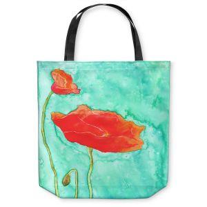 Unique Shoulder Bag Tote Bags  Brazen Design Studio - Poppy Trio