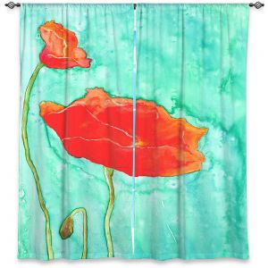 Decorative Window Treatments | Brazen Design Studio - Poppy Trio