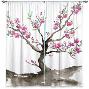 Decorative Window Treatments | Brazen Design Studio - Sakura
