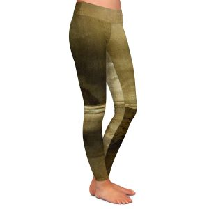 Casual Comfortable Leggings | Carlos Casamayor - The Solitude Of the Sea IIIB