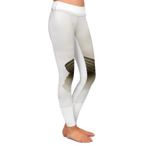 Casual Comfortable Leggings | Carlos Casamayor - Time Out I Boat