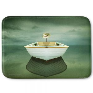 Decorative Bathroom Mats | Carlos Casamayor - Time Out XIV Boat