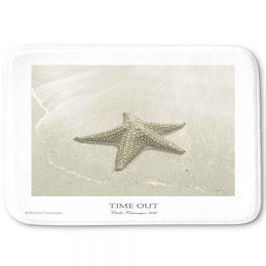 Decorative Bathroom Mats | Carlos Casamayor - Time Out VIII Starfish