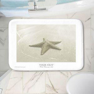 Decorative Bathroom Mats   Carlos Casamayor - Time Out VIII Starfish