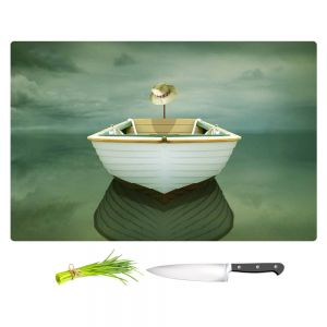 Artistic Kitchen Bar Cutting Boards | Carlos Casamayor - Time Out XIV Boat