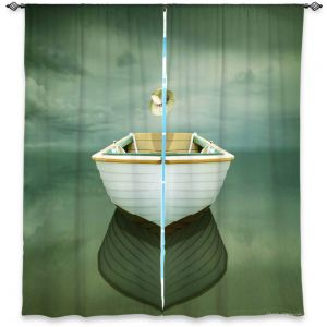Decorative Window Treatments | Carlos Casamayor - Time Out XIV Boat